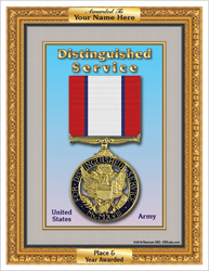 Army Distinguished Service Army Distinguished Service, Army, Distinguished, Service, Distinguished Service