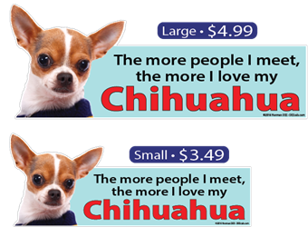 ... The More I Love My Chihuahua Chihuahua, chihuahuas, dog, dogs, love, my