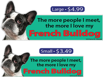 ... The More I Love My French Bulldog FrenchBulldog, FrenchBulldogs, French, Bulldog, Bulldogs, love, my